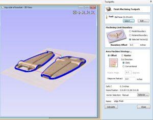 edge 3D mill